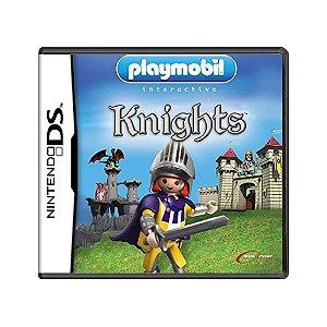 Jogo Playmobil Knights - DS