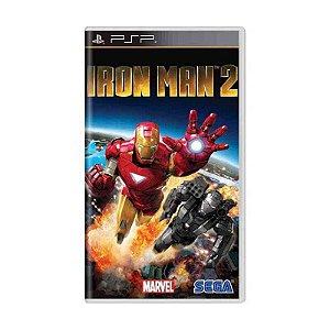 Jogo Iron Man 2 - PSP