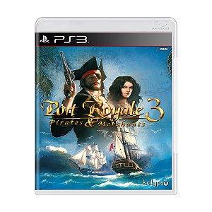 Jogo Port Royale 3: Pirates and Merchants - PS3