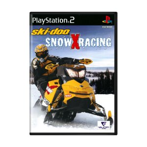 Jogo Ski-doo Snow X Racing - PS2