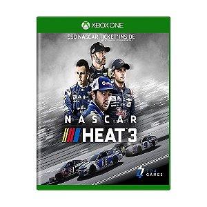 Jogo NASCAR Heat 3 - Xbox One