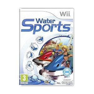 Jogo Water Sports - Wii (Europeu)