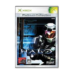 Jogo Halo - Xbox (Japonês)
