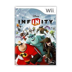 Jogo Disney Infinity - Wii