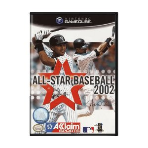 Jogo All-Star Baseball 2002 - GameCube