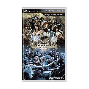 Jogo Dissidia 012: Duodecim Final Fantasy - PSP