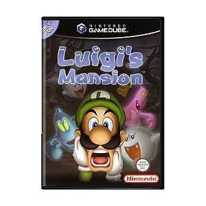 Jogo Luigi's Mansion - GameCube