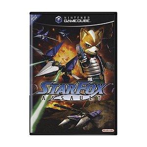 Jogo Star Fox Assault - GameCube