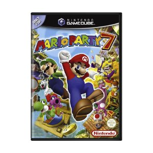 Jogo Super Mario Party 7 - GC - GameCube