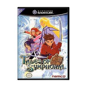 Jogo Tales of Symphonia - GC - GameCube