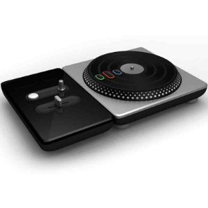 Turntable Activision DJ Hero (Sem Jogo) - PS3