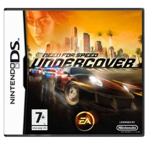 Jogo Need For Speed Undercover - DS