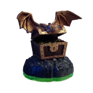 Boneco Skylanders: Hidden Treasure