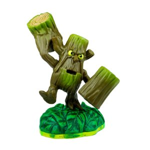 Boneco Skylanders Spyros Adventure: Stump Smash