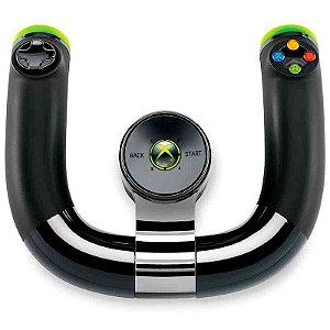 Volante Microsoft sem fio - Xbox 360