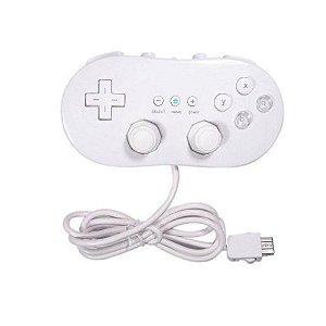 Controle Clássico Nintendo com fio - Wii