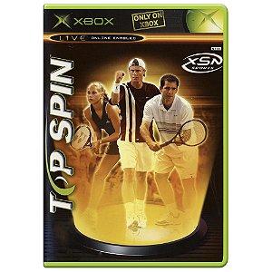 Jogo Top Spin - Xbox