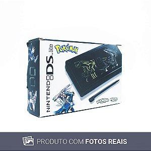 Console Nintendo DS Lite (Edição Pokémon) - Nintendo