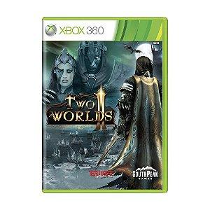 Jogo Two Worlds 2 - Xbox 360