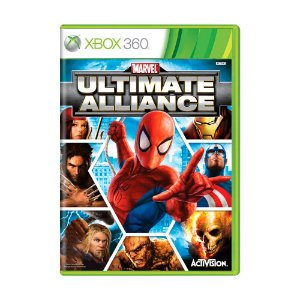 Jogo Marvel Ultimate Alliance - Xbox 360