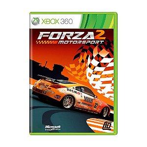 Jogo Forza Motorsport 2 - Xbox 360