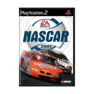Jogo Nascar 2001 - PS2