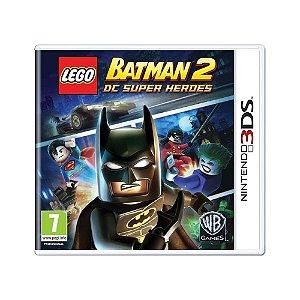 Jogo LEGO Batman 2: DC Super Heroes - 3DS (Europeu)