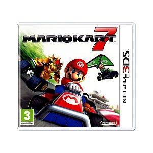 Jogo Mario Kart 7 - 3DS (Europeu)
