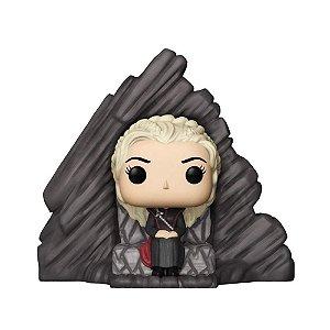 Boneco Daenerys Targaryen on Dragonstone Throne 63 (Game of Thrones) - Funko Pop!
