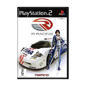 Jogo R: Racing Evolution - PS2 (Europeu)