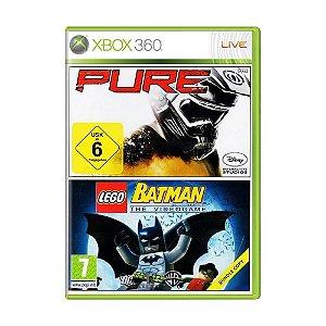 Jogo LEGO Batman: The Videogame + Pure - Xbox 360