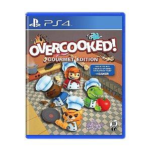 Jogo Overcooked: Gourmet Edition - PS4