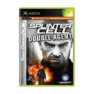 Jogo Tom Clancy's Splinter Cell: Double Agent - Xbox