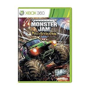 Jogo Monster Jam: Path of Destruction - Xbox 360