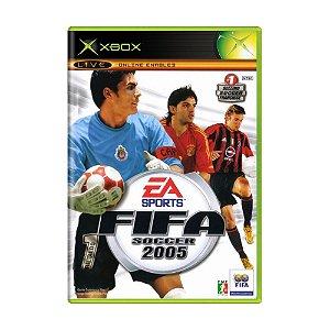 Jogo FIFA Soccer 2005 - Xbox