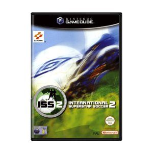 Jogo International Superstar Soccer 2 - GameCube (Europeu)