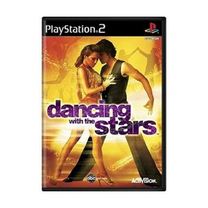 Jogo Dancing with the Stars - PS2