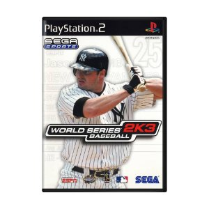 Jogo World Series Baseball 2K3 - PS2