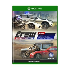 Jogo The Crew (Ultimate Edition) - Xbox One