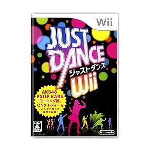 Jogo Just Dance Wii - Wii (Japonês)