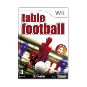 Jogo Table Football - Wii (Europeu)