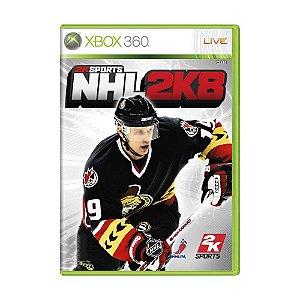 Jogo NHL 2K8 - Xbox 360