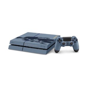 Console PlayStation 4 Fat 1TB (Edição Uncharted 4) - Sony