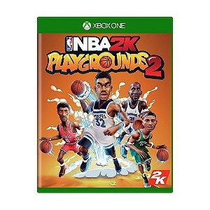 Jogo NBA 2K Playgrounds 2 - Xbox One