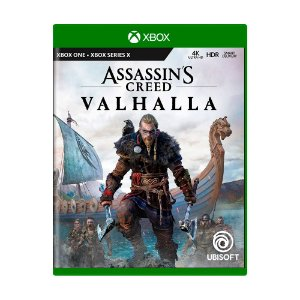 Jogo Assassin's Creed Valhalla - Xbox Series X