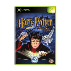 Jogo Harry Potter and the Sorcerer's Stone - Xbox