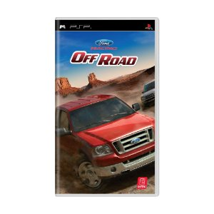 Jogo Ford Racing: Off Road - PSP