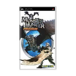 Jogo Monster Hunter Freedom - PSP