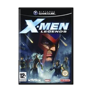 Jogo X-Men Legends - GameCube (Europeu)