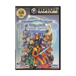 Jogo Phantasy Star Online Episode I & II (Trial Edition) - GameCube (Japonês)